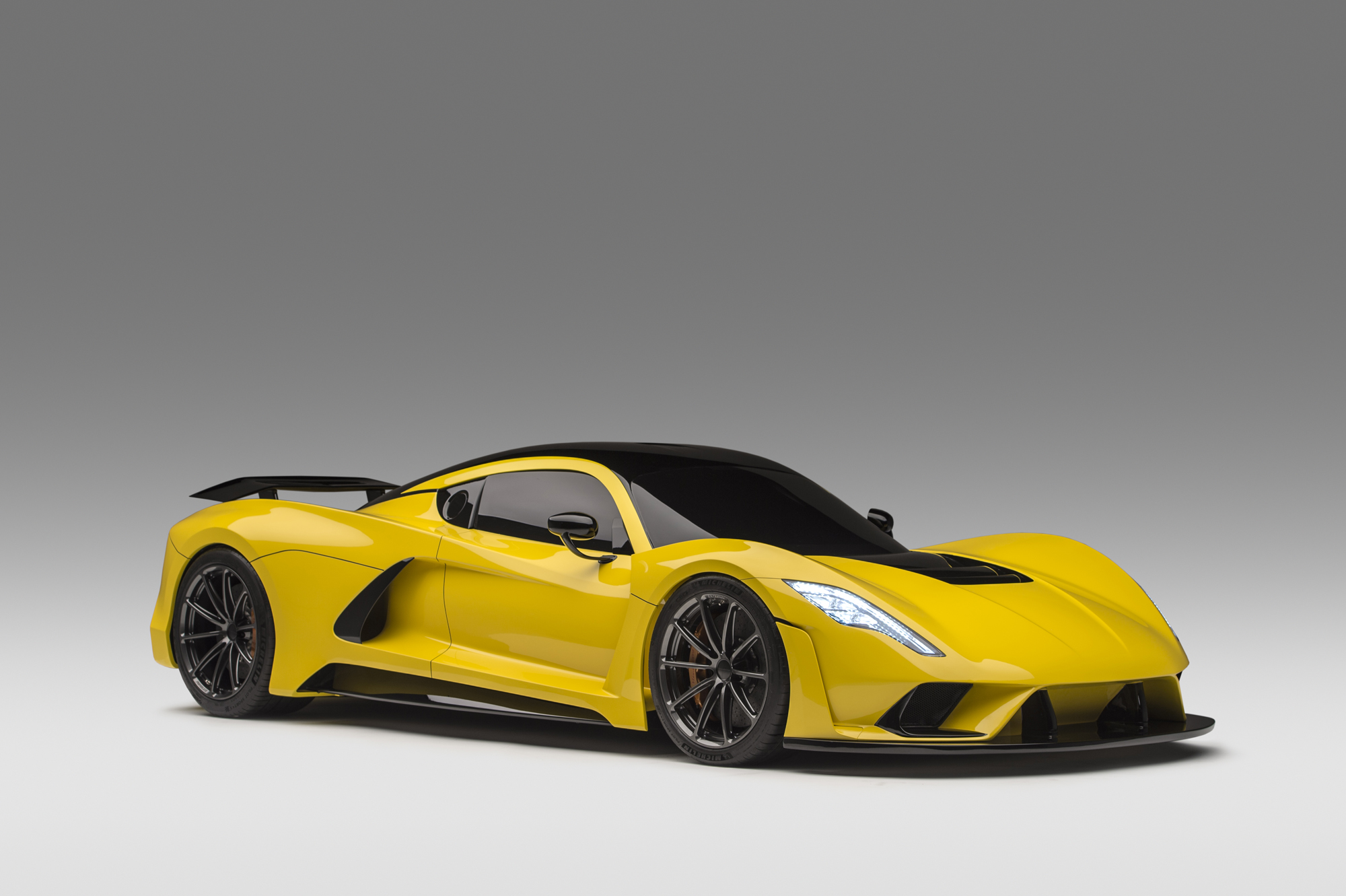Hennessey Venom F5 Photo