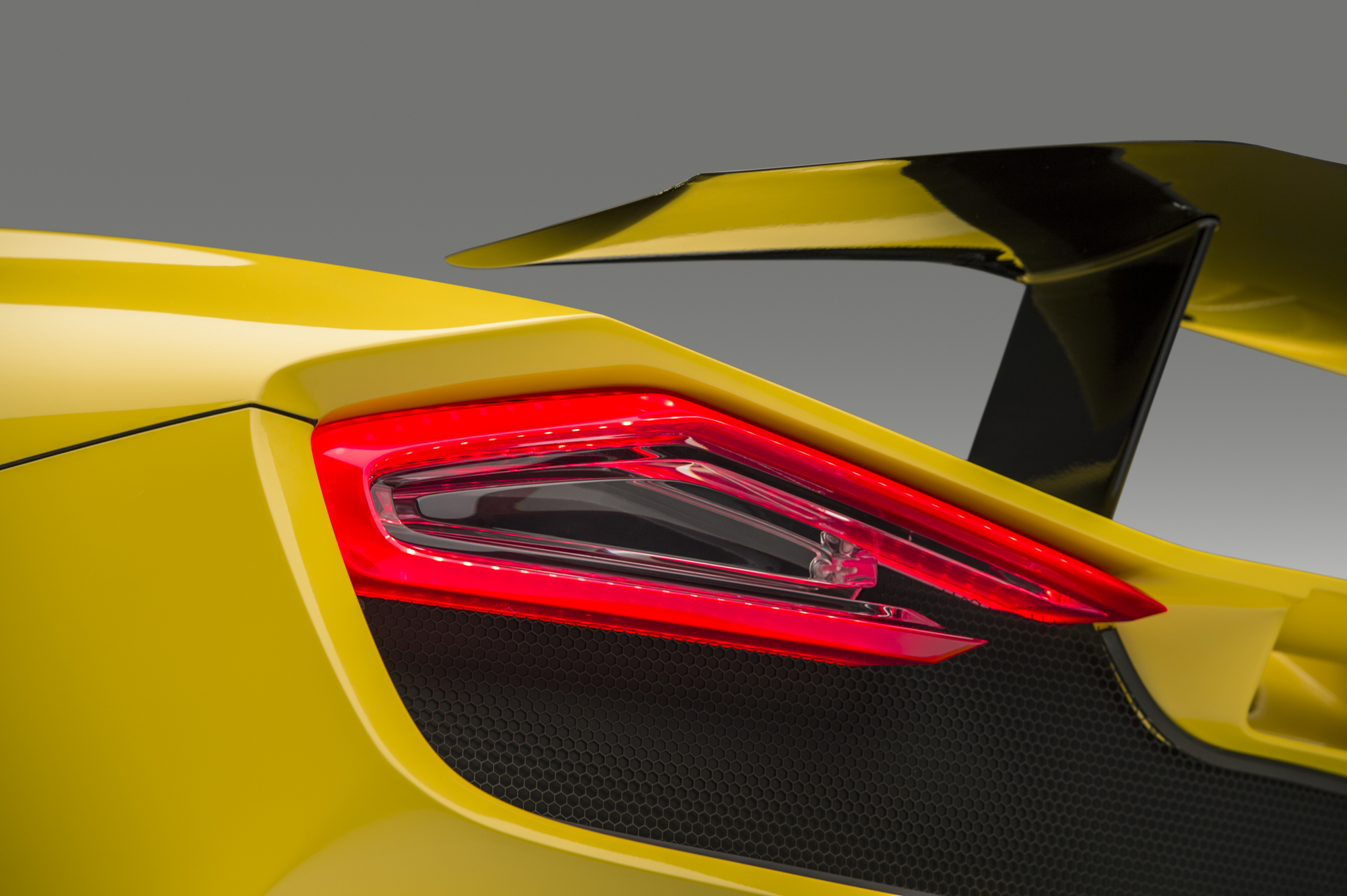 Hennessey Venom F5 Rear Close Up Photo