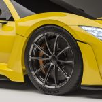 Hennessey Venom F5 Front Wheel Close Up Photo