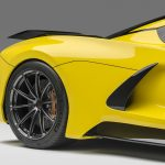 Hennessey Venom F5 Wheel Close Up Photo