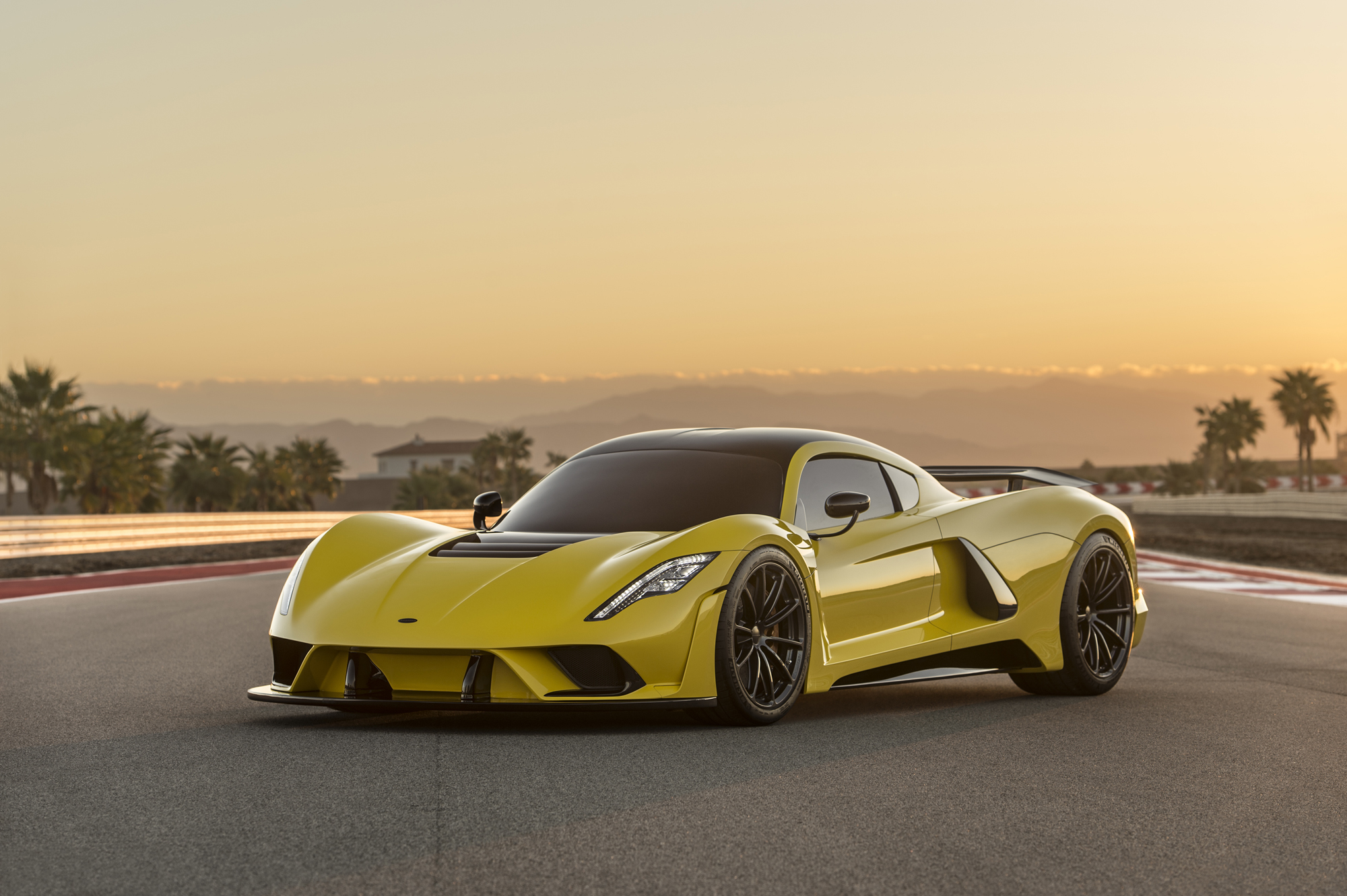 Hennessey Venom F5 Interior California Photo