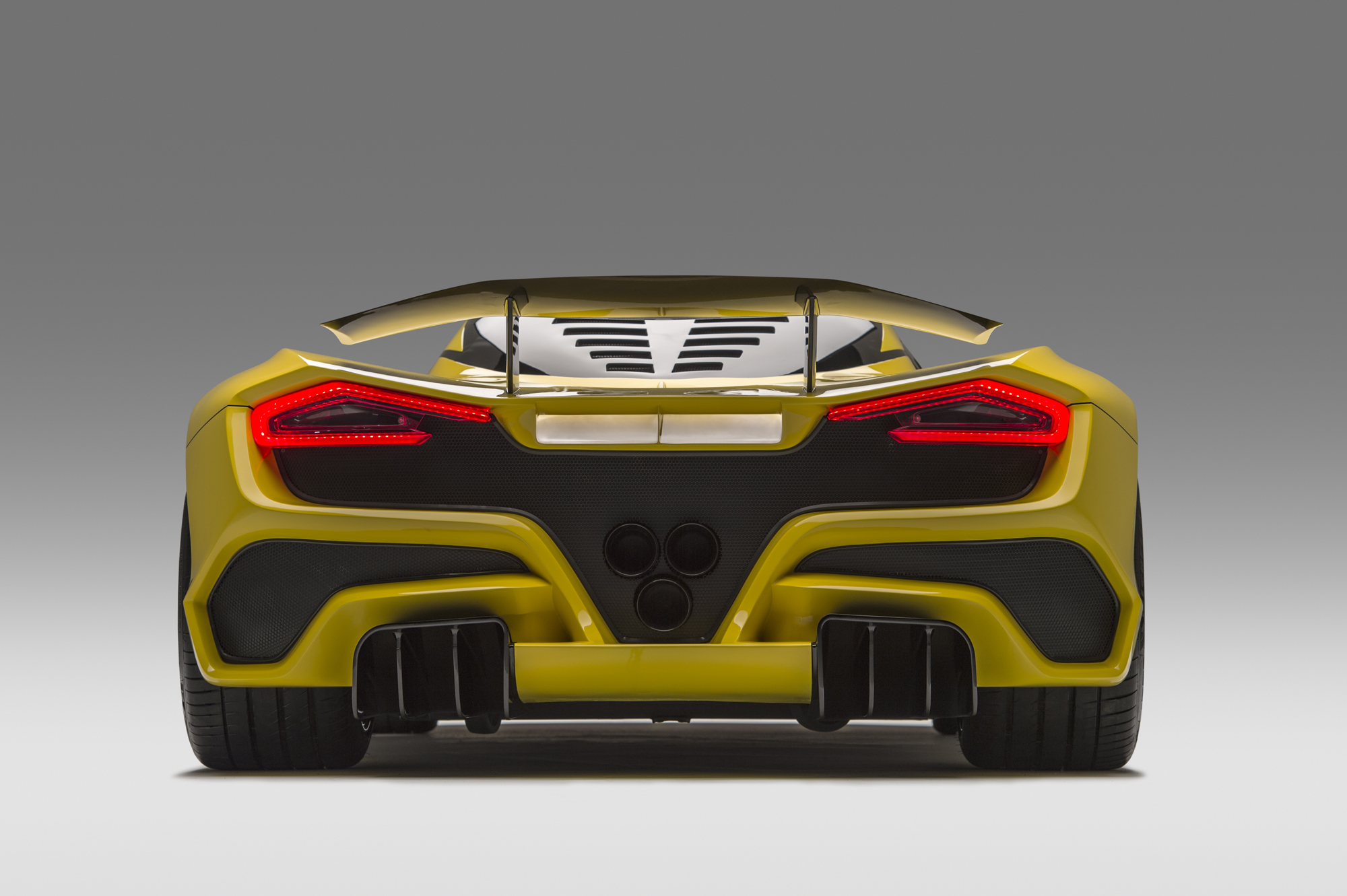 Hennessey Venom F5 Rear End Photo