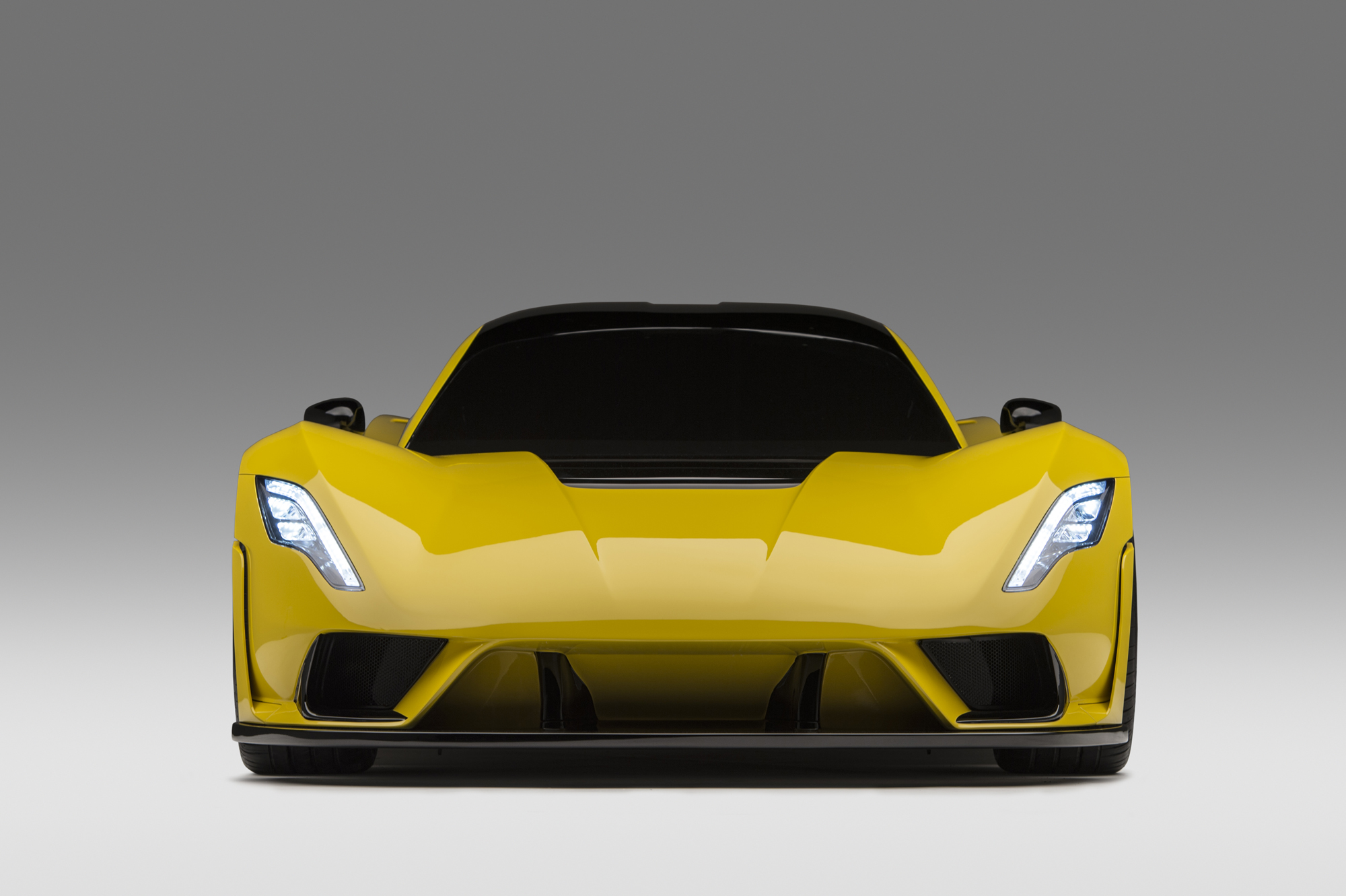 Hennessey Venom F5 Front End Photo