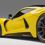 Hennessey Venom F5 Driver Side Close Up Photo